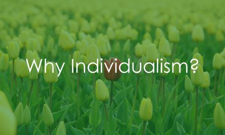 Why Individualism?