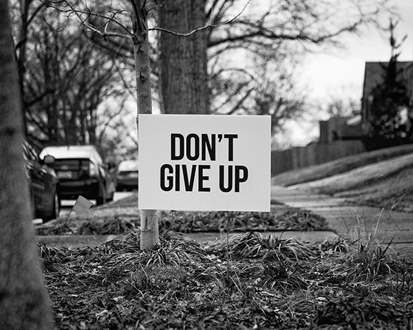 sign   have hope