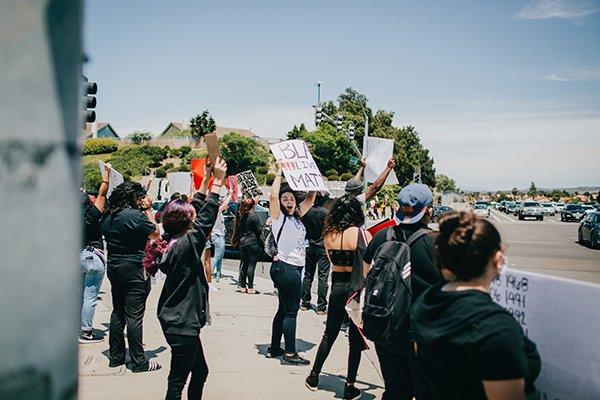 ignorant masses | protest