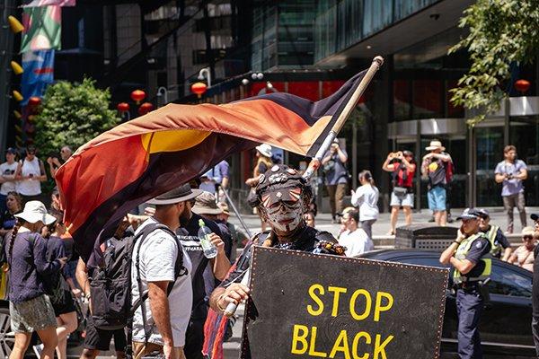 mob ignorance | protest