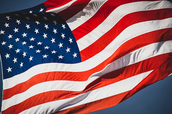 best country | American Flag