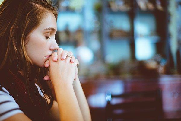 Humility   Woman Praying