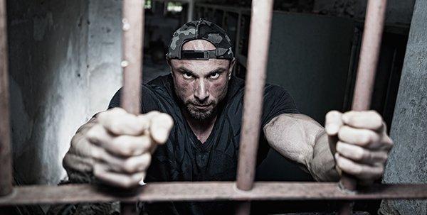 vice | man behind bars