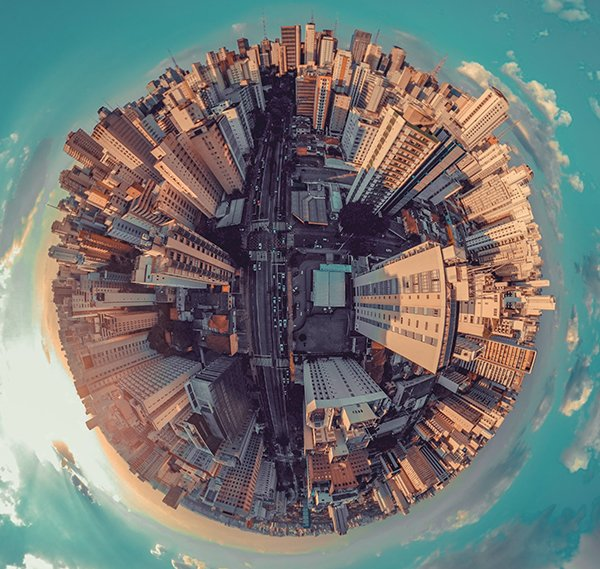 City Globe   World   Cool Image
