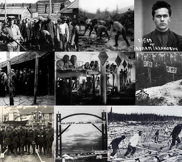 Collectivism | Gulag Montage