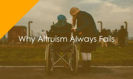 Why Altruism Always Fails