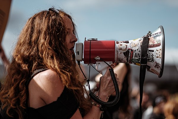 Collectivist | Protester