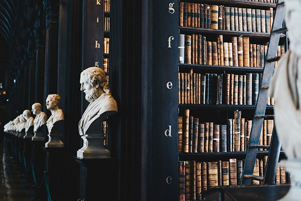 philosophy is | library