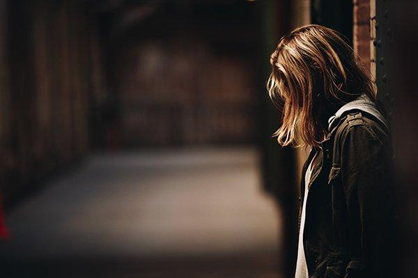 value ourselves | sad woman