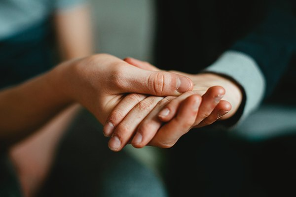 help others | people holding hands