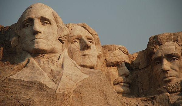 Mount Rushmore | Past Wisdom