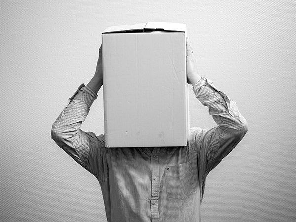 box limitations   box on head