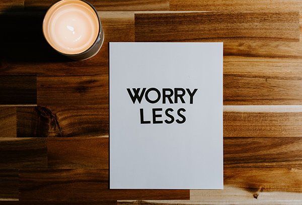 anxious virtue | paper says worry less