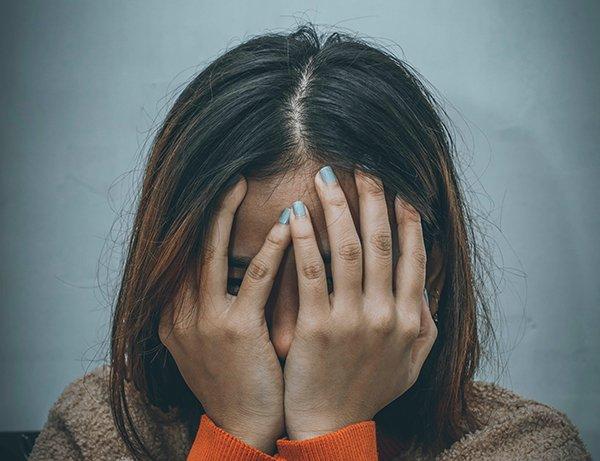 envy sadness | woman crying