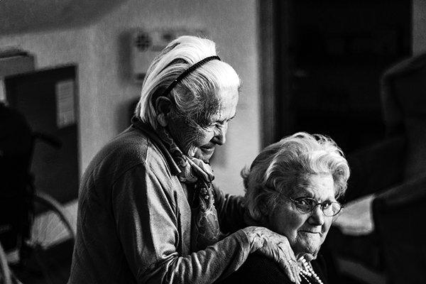 loyalty friend | old women friends